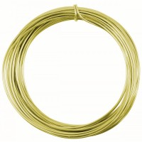 Brass Wire 1.0mm 4 Metre