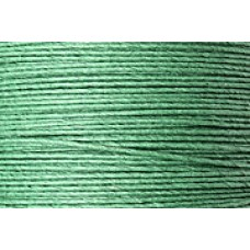 PAPER COVERED WIRE GREEN 2MM 1.5 METRES