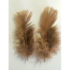 Craft Feathers Brown 5 Gram