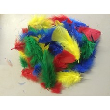 Craft Feathers Fantasy Mix 5 Gram